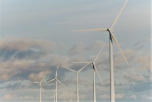 Wind turbines will provide Google with clean energy